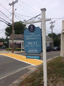 WCAI-FM in Woods Hole, MA
